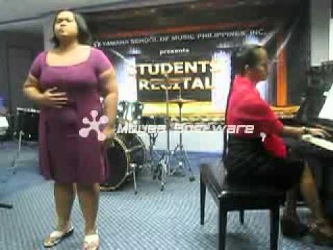 Yamaha School of Music Quarterly Recital, September 25, 2010
