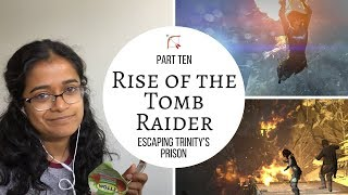Meet Jacob | Rise of the Tomb Raider Part 10: Escaping Trinity's Prison