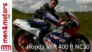 Honda VFR 400 R Sports Bike Review - With Richard Hammond (2000)