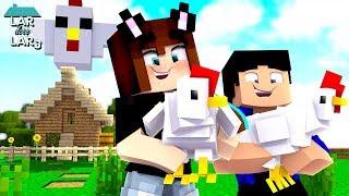 UM LAR PARA LILICA E REGINALDO! - Minecraft Lar Doce Lar 3 #14