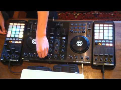 Deadmau5 Medley - Traktor Kontrol F1 Remix Set