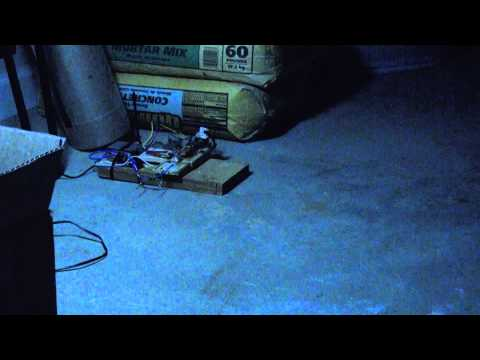 Killer Electronic Mouse Trap
