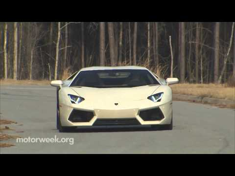 Road Test: 2012 Lamborghini Aventador LP 700-4