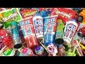 ICEE CANDY NEW NURSERY RHYMES FOR KIDS LEARN COLORS WITH A LOT OF CANDY