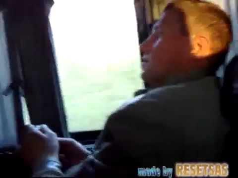 водитель отпиздил пасажира