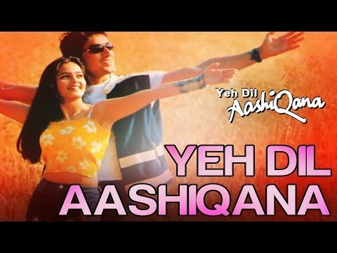 Yeh Dil Aashiqana - Title Track - Karan Nath & Jividha - Full Song video