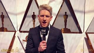 The Oscars 2018 - LIVE from the Red Carpet