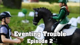 ~Eventing Trouble Episode 2~original Schleich Series Daisy Stalls