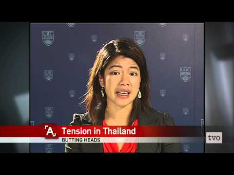 Aim Sinpeng: Tension in Thailand