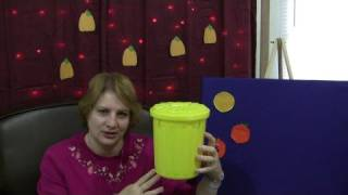 Circle Time Activity - Mystery Bucket