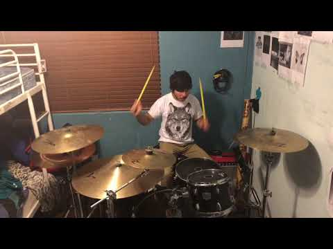 Seven Nation Army Drum Cover MP3