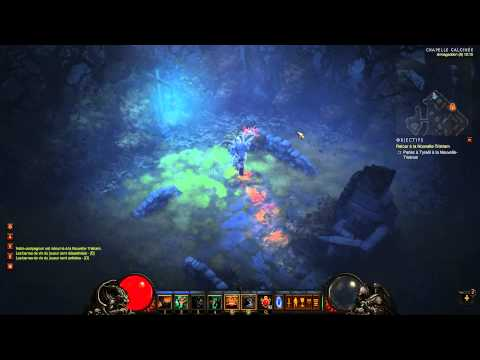 Diablo 3 PTR 1.0.7 Terrain pvp Duel