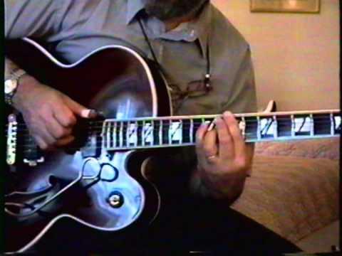 Marcel Dadi, CAAS 1995, playing Merle Travis's Saturday Night Shuffle.