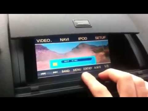 Watch on gps in your car