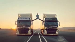 Viral Pazarlama - Volvo Trucks - The Epic Split feat