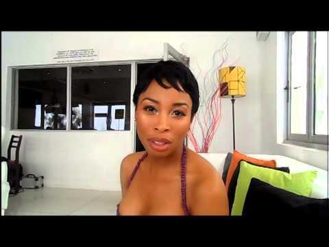 Khanyi Mbau Interview video
