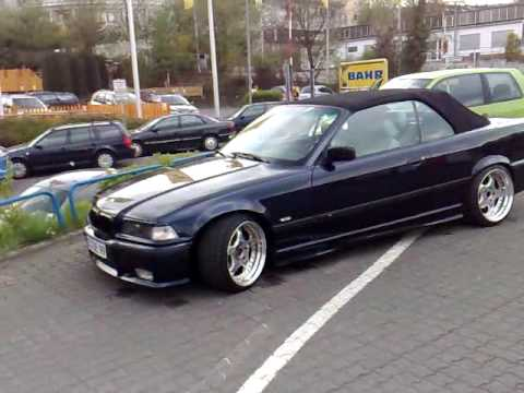 bmw e36 cabrio siegen youtube. Black Bedroom Furniture Sets. Home Design Ideas