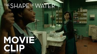 """THE SHAPE OF WATER   """"Weakness In Character"""" Clip   FOX Searchlight"""
