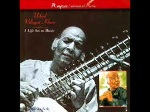 Raga Hameer - alaap-Ustad Vilayat Khan
