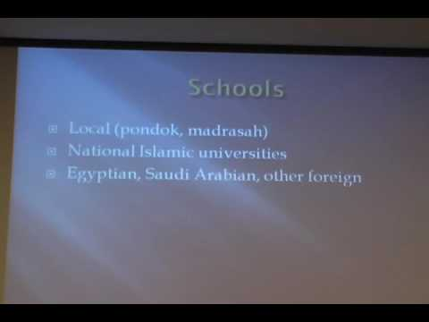 International Studies Symposium Series - Joseph Stimpfl Part 4