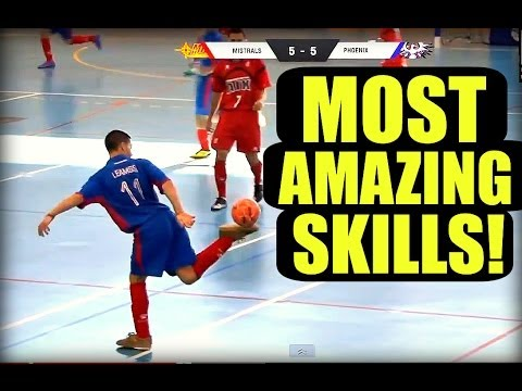 The Best Street Football futsal freestyle Skills Ever!! ★ Hd video