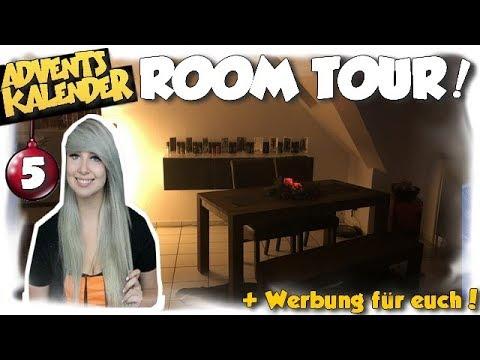 SPECiAL: ROOM TOUR - Eine ganz normale Gamerwohnung :''D ☆   ZeroSugar