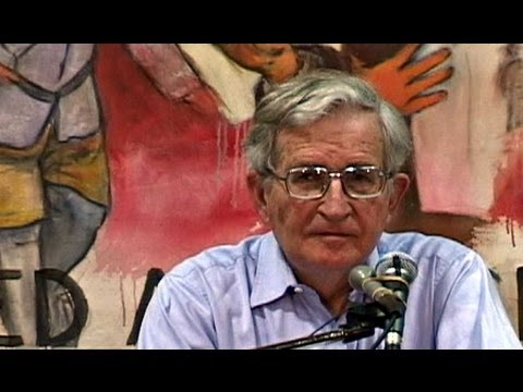 Noam Chomsky on Journalism, Media and Terrorism: The War in Central America and the U.S.