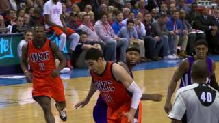 Best of Enes Kanter: 2015-2016 Season