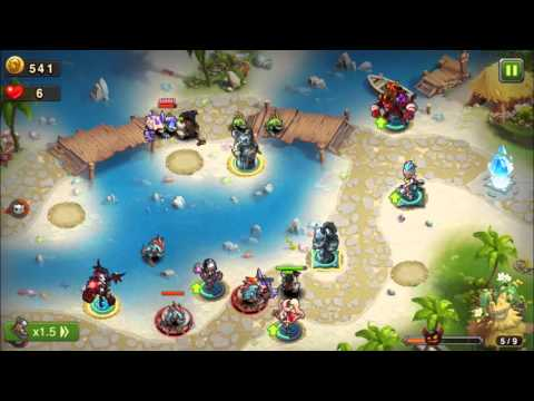 Magic Rush: Heroes APK Cover