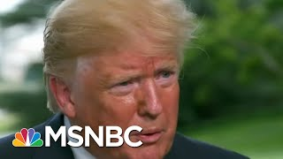 Will Donald Trump's Public Shade Force McGahn To Spill Secrets? | The Beat With Ari Melber | MSNBC