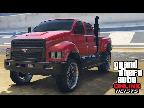 GTA 5 Online Heist Cars VAPID GUARDIAN Gameplay & Customization! GTA 5 Heist Cars (GTA 5 Heist DLC)