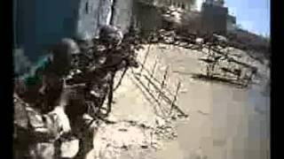 حمله نظامیان امریکایی به سامرا