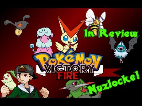 Pokémon Victory Fire Nuzlocke in Review