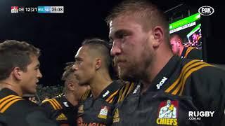 2018 Super Rugby Round Five: Chiefs v Bulls