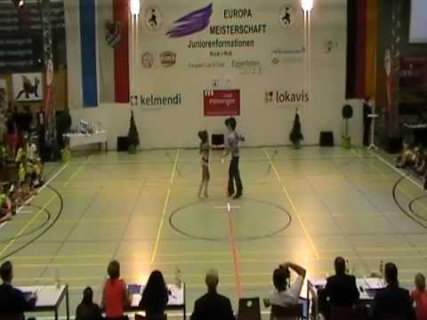 Svetlana Kozlova & Ivan Makarov - European B-Cup Eggenfelden 2011