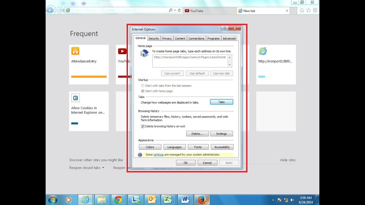 Reset Internet Explorer® 10 Proxy Settings on Windows® 8 ...