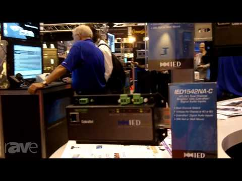 InfoComm 2013: IED Clarifies Digital Amplifiers