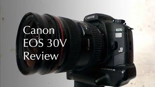 Canon EOS 30V / ELAN 7NE Review & Sample Photos