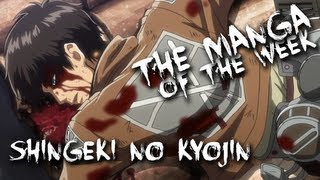 Découverte Manga - Shingeki No Kyojin : Attack On Titan