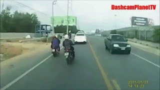 Dashcam Compilation Thailand January 2015
