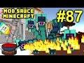 Minecraft Mod Sauce Ep. 87 - New Twilight Forrest Mods !!! ( HermitCraft Modded Minecraft )