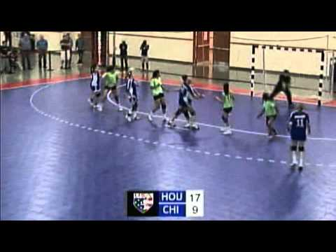 Team Handball: 2010 USA Club National Championships (Chicago Vs. Houston)