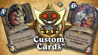 TOP CUSTOM CARDS OF THE WEEK #18 | Card Review | Hearthstone