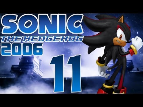 Lets Play Sonic the Hedgehog 2006 - Part 11 - Das Zepter der...