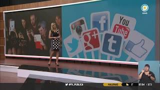 Los jóvenes se informan en las redes sociales   #TPANoticias