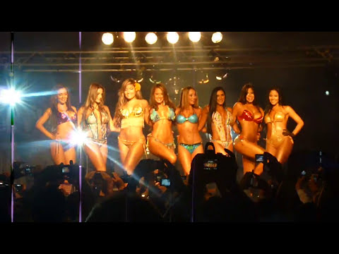 CHICAS CAR AUDIO 2011 - FINAL BOGOTA