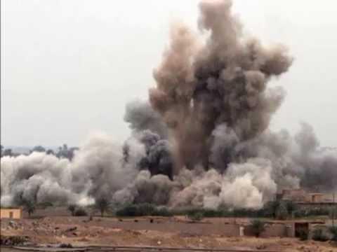 Iran jets bomb Islamic State targets in Iraq   Pentagon a report
