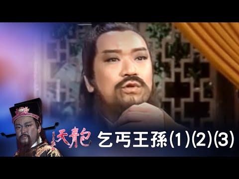 台劇-包青天-乞丏王孫