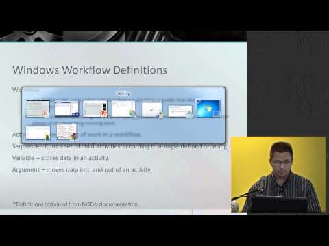 Build Automation and Continuous Integration with TFS 2010—SVNUG Presentation #9 (October 2011)