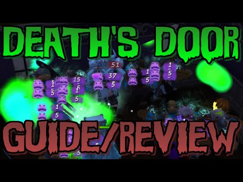 Death's Door Guide: A Rewarding Holiday Event?? [Runescape 2014]